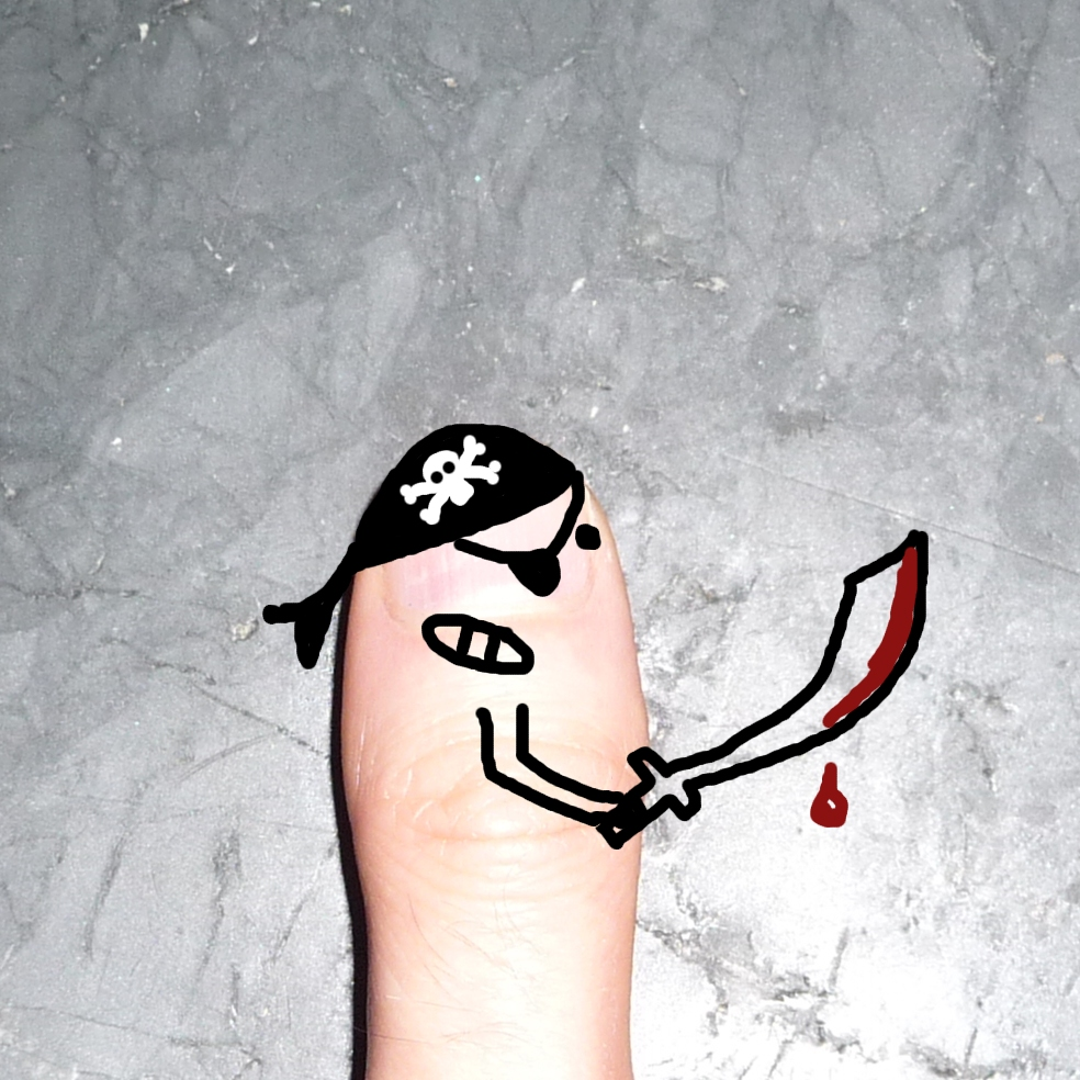 Thumb Pirate